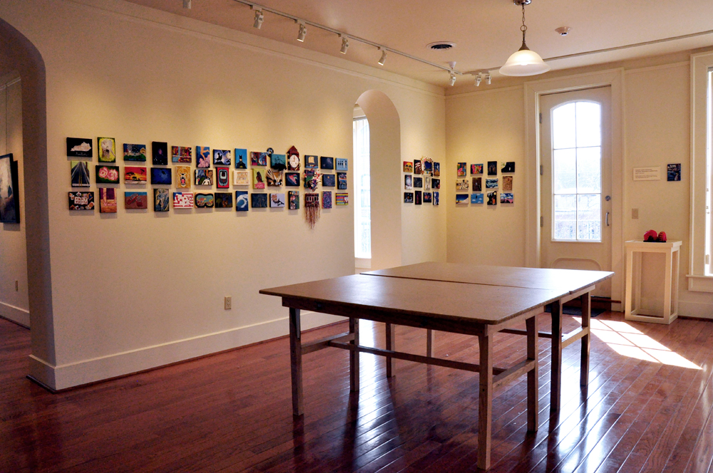 2015 Finger Lakes Regional Student Painting Competition at Main Street Arts