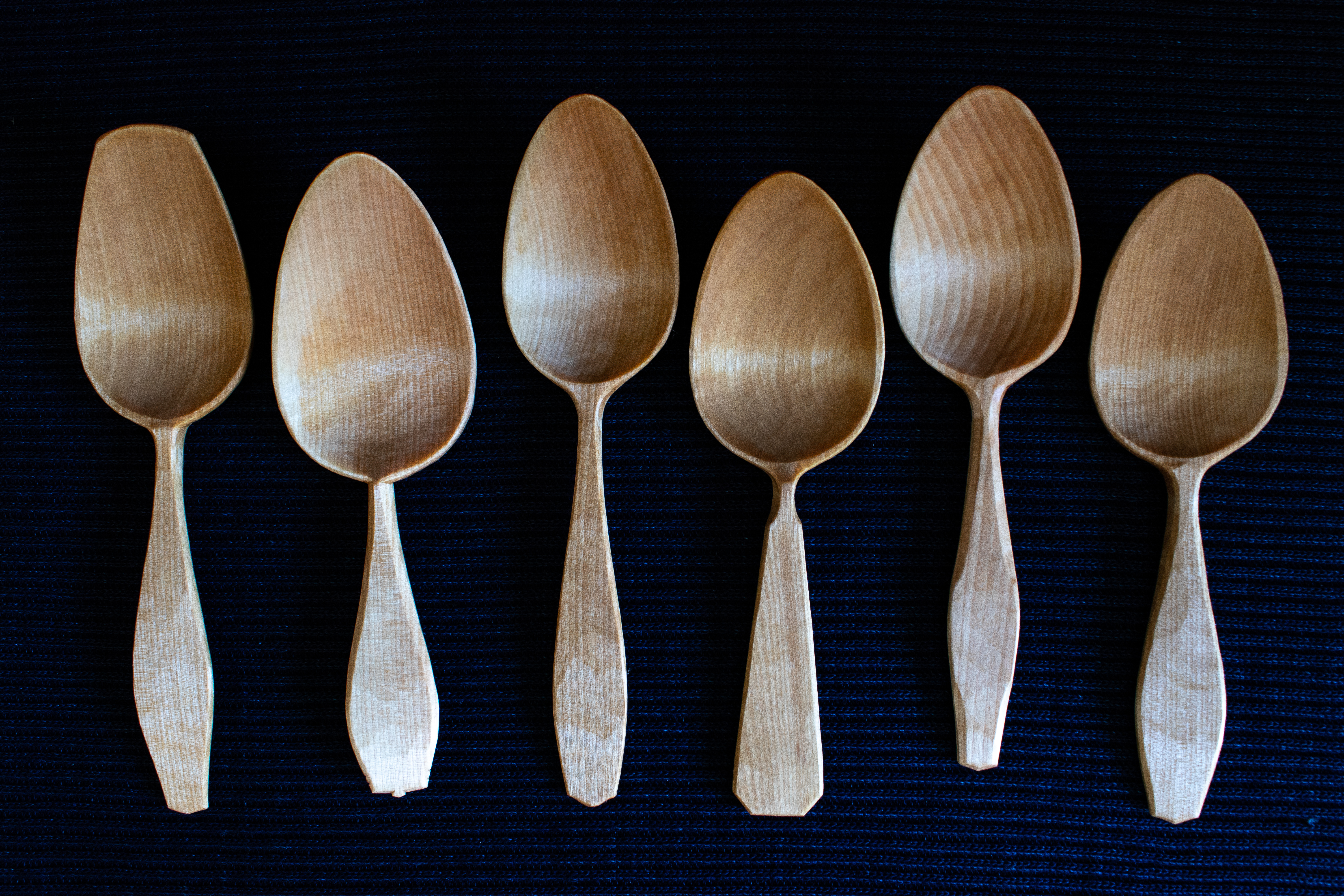 Spoon design possibilities are endless.
