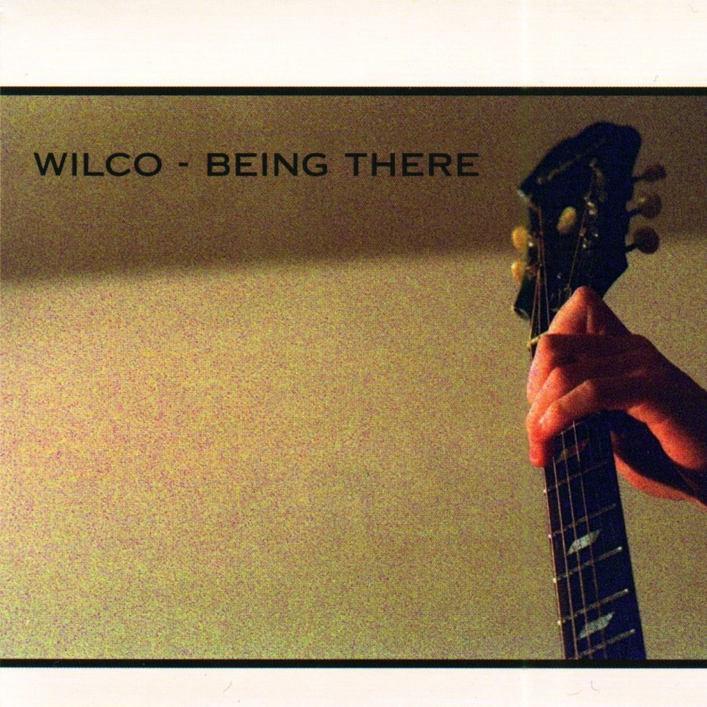 The cover of Wilco's second album, Being There