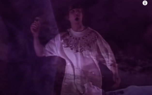 """Image from The Stone Roses """"I Wanna Be Adored"""" music video"""