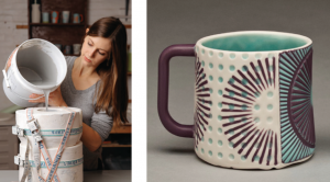 Image of The Cup, The Mug 2019 juror Kelly B. Justice