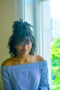 Photo of Small Works 2020 juror Tiffany Gaines