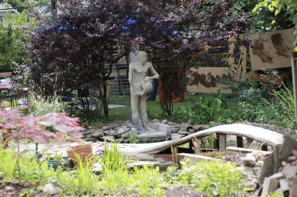 Dunstan Luke's Garden