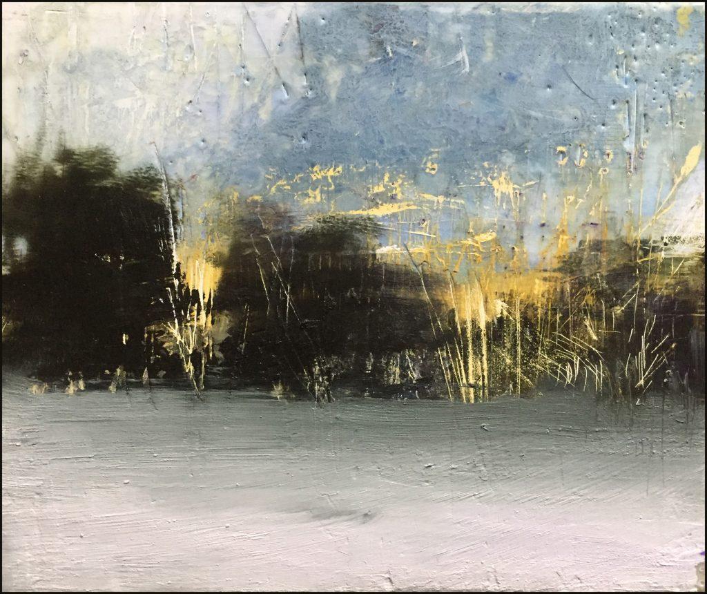 Winter Morning by Regina Quinn