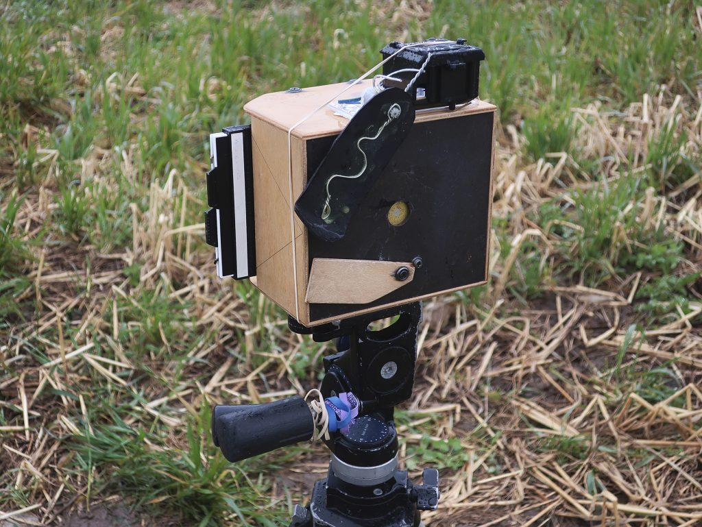 Joe Ziolkowski's Pinhole Camera