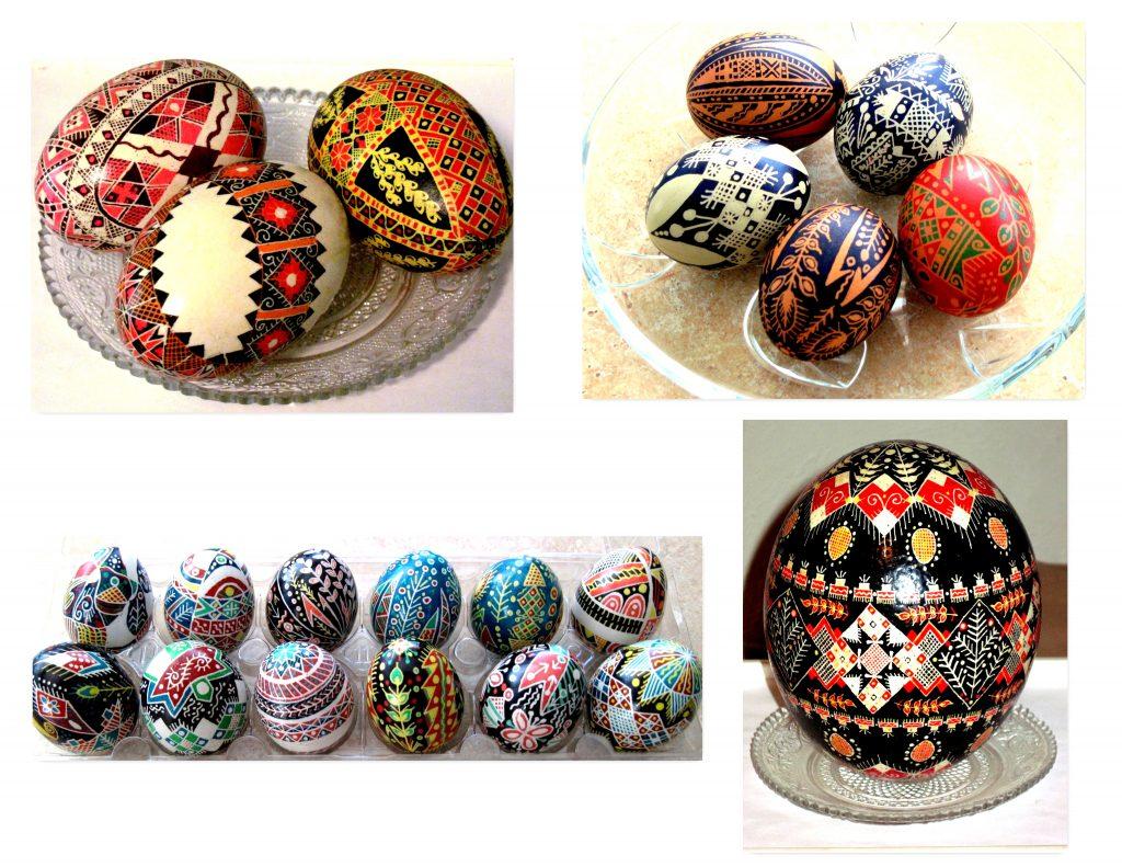 Easter Eggs by Wira Babiak