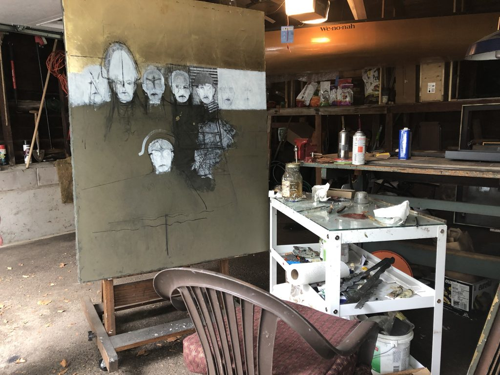 Robert Marx studio