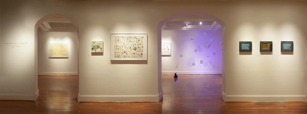 Constellations at Main Street Arts, January 16–February 26, 2021