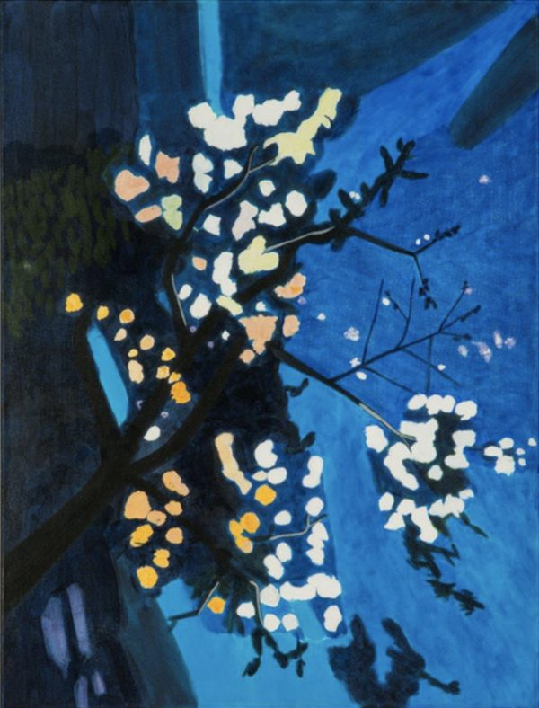 Night Blossoms by G Peter Jemison