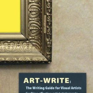 Art-Write book available at Main Street Arts