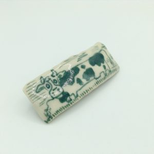 """Cow Barrette"" (medium) by Victoria Savka"