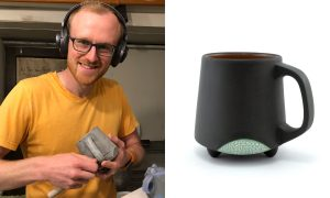 Alec Smith, ceramic artist included in The Cup, The Mug
