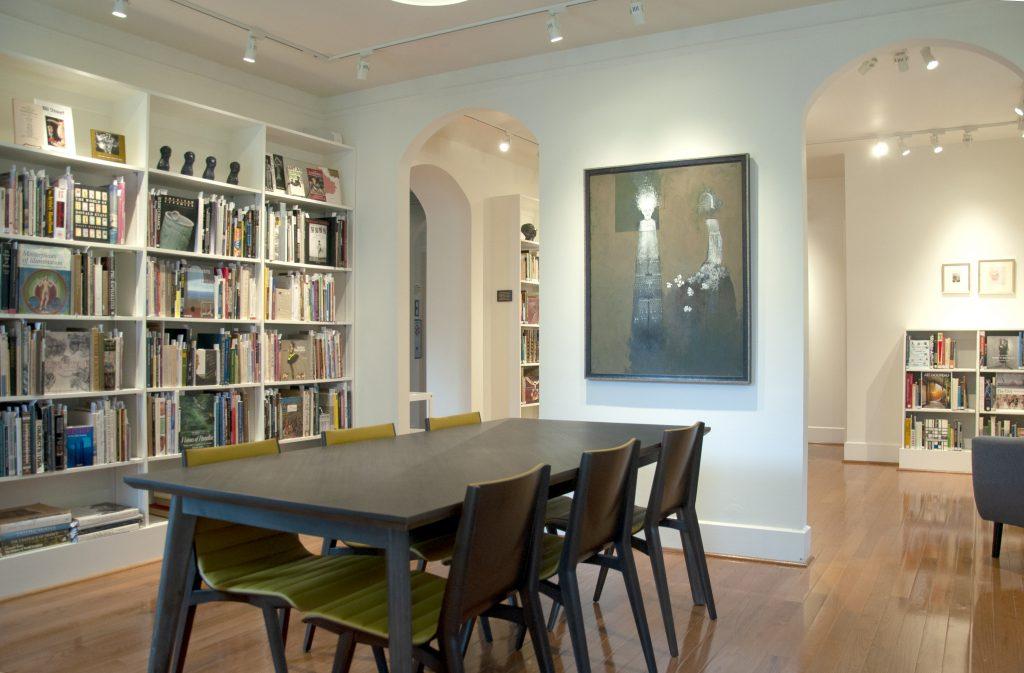 Robert and Francie Marx Art Resource Library