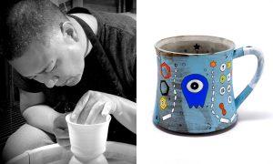 Masa Sasaki, ceramic artist included in The Cup, The Mug