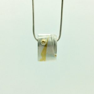 Loraine Cooley - Two Dots Necklace